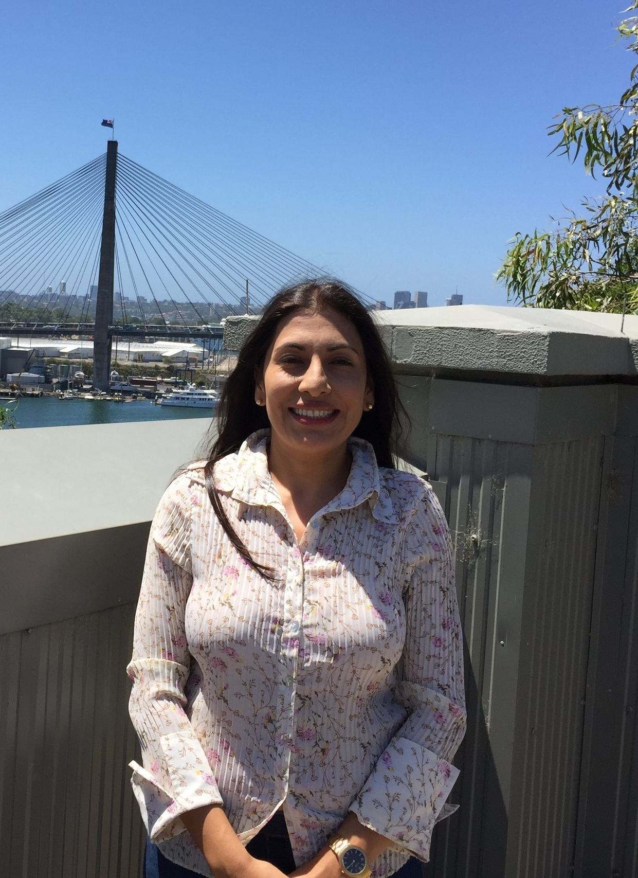 Sandra Grisales  Research Assistant