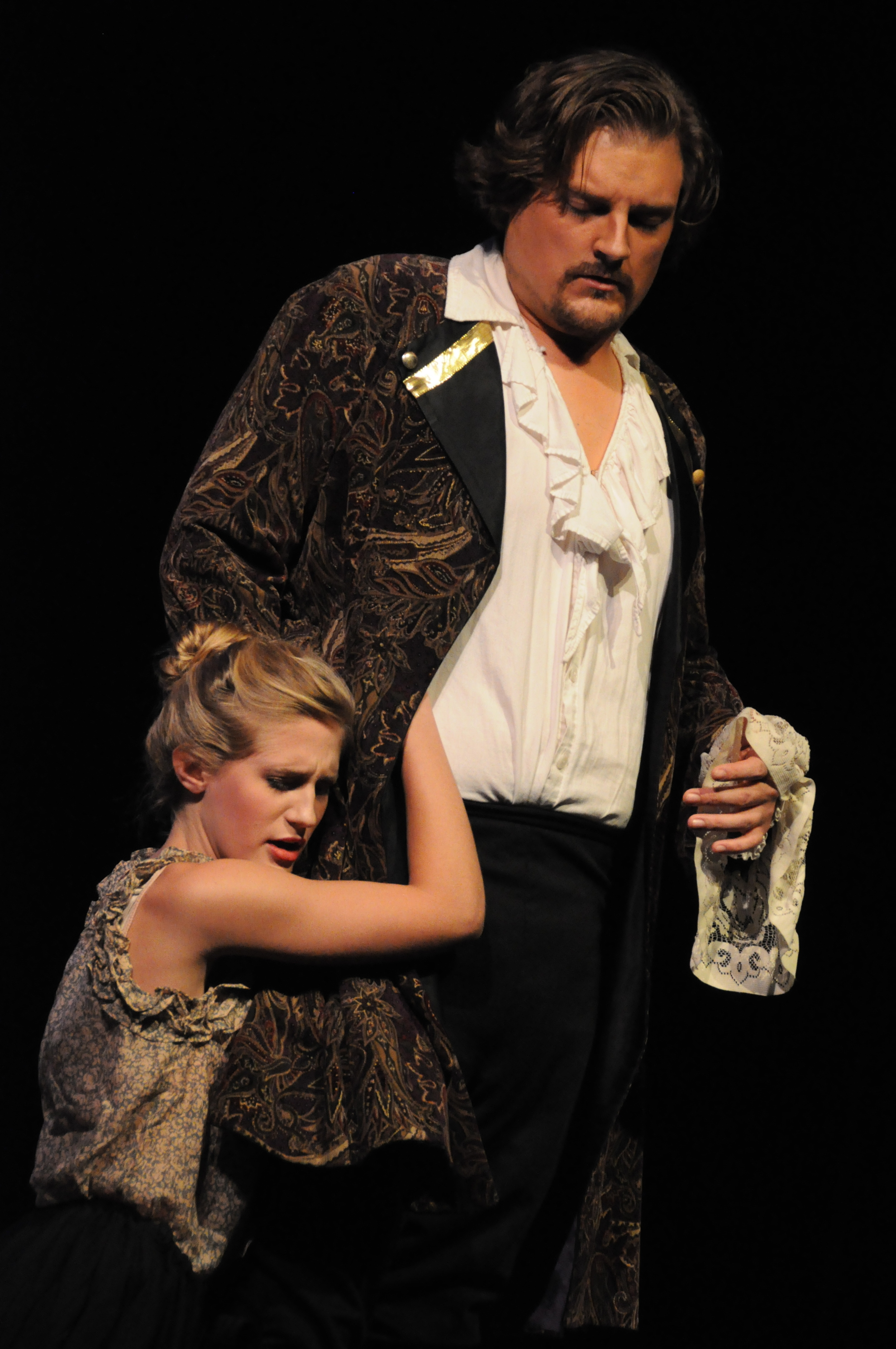 Serpina / La serva padrona / Metroplex Opera Company / June 2010