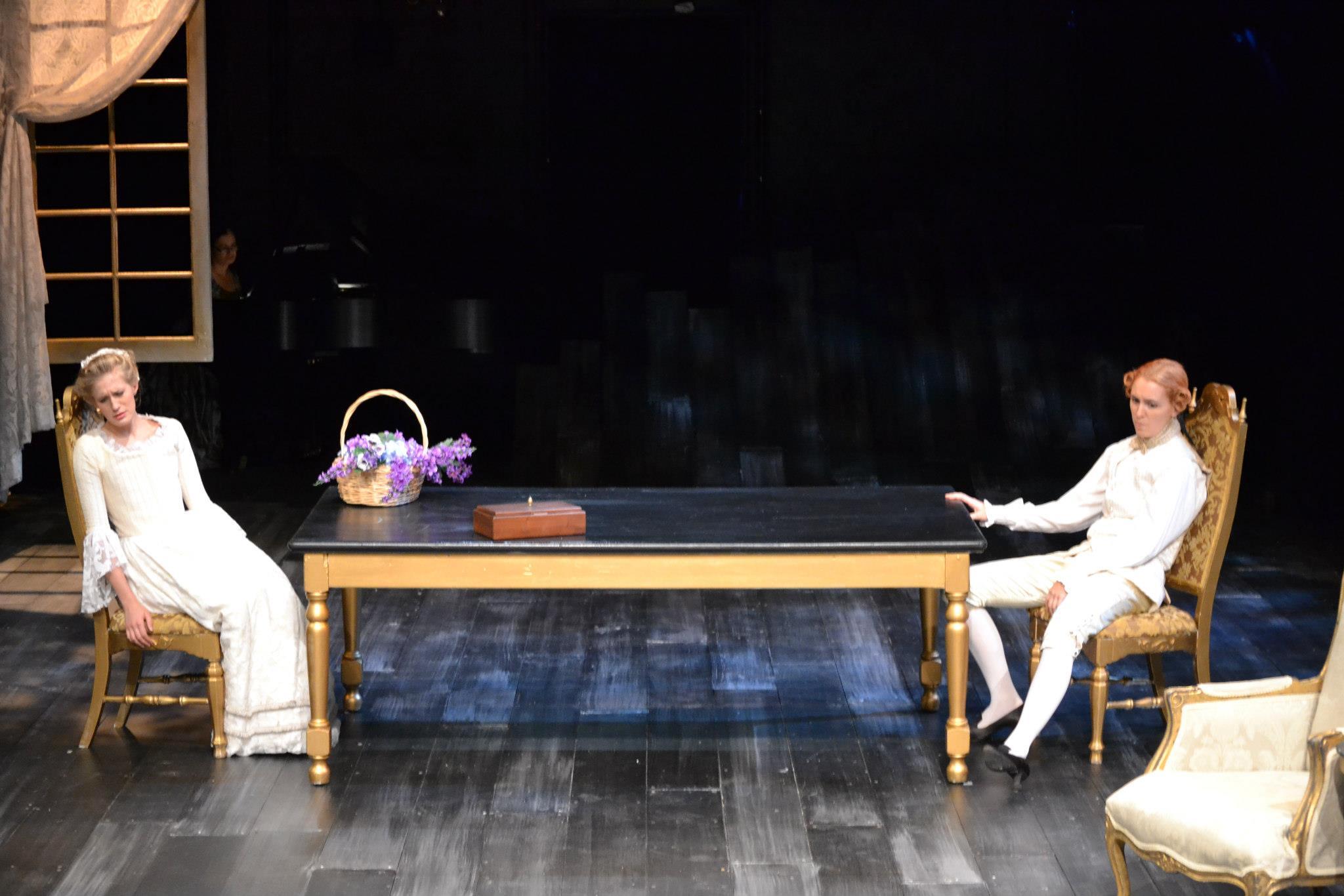Aurore / Le portrait de Manon / Boston University / October 2012