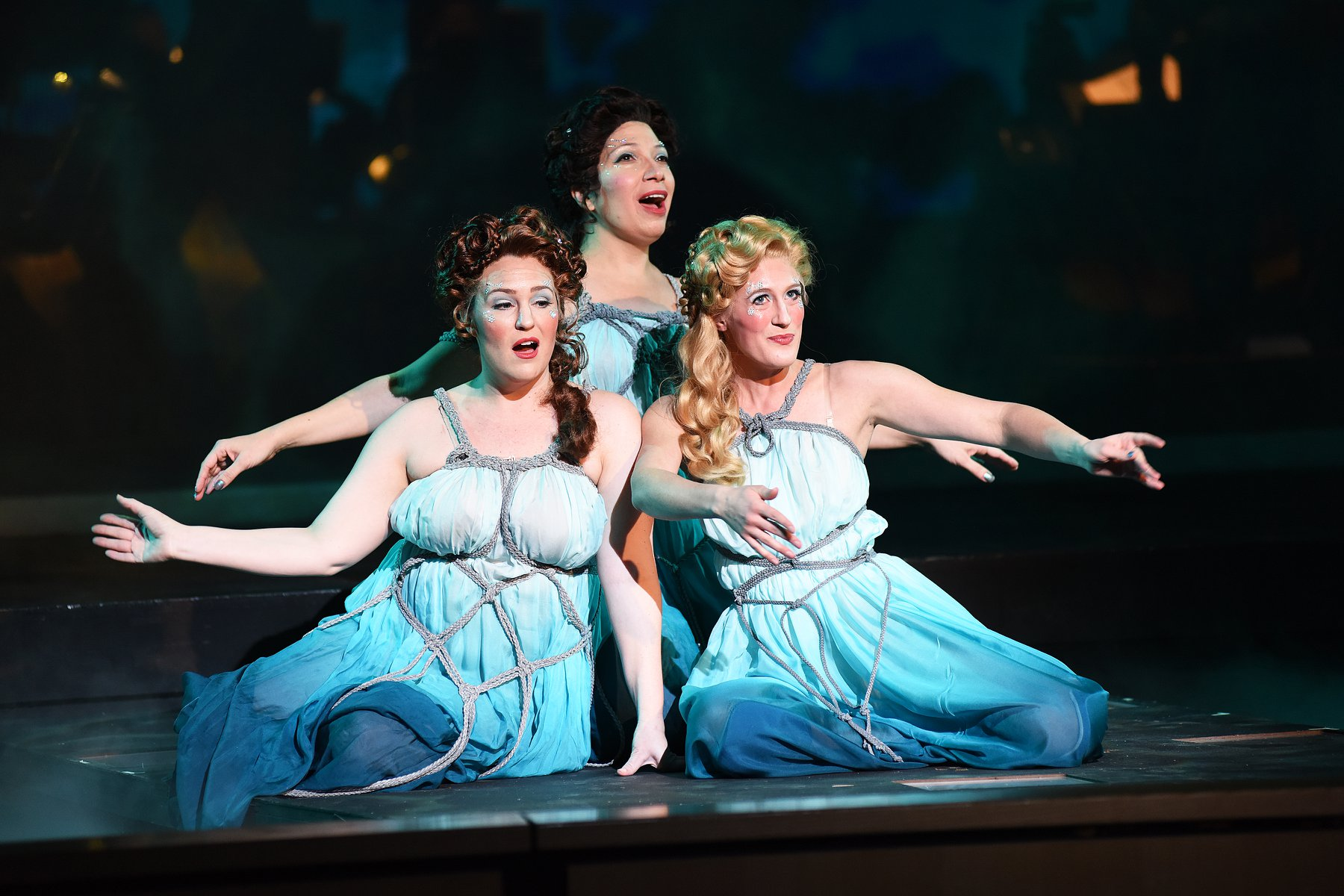 Woglinde  in   Das Rheingold     Arizona Opera   April 6, 7, 8, 14, & 15,  2018