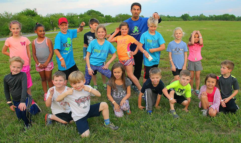 Running Clinics have concluded for the year. For the month of April a group between 25 and 30 kids learned how to pace, build strength,run fast, and most importantly HAVE FUN.