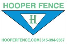 A big thank you to Hooper Fence for sponsoring scholarships to runners.