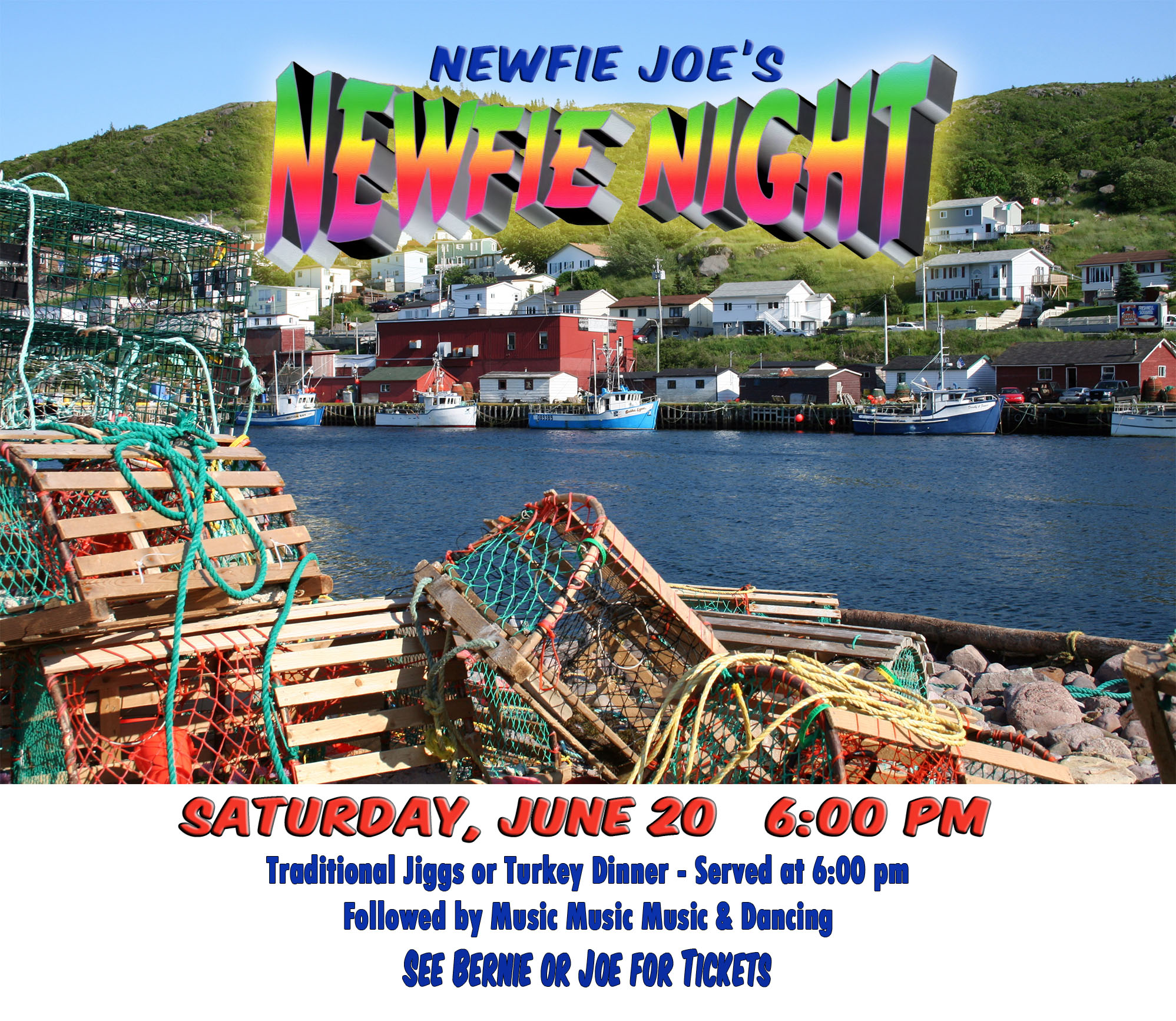 Newfie Night