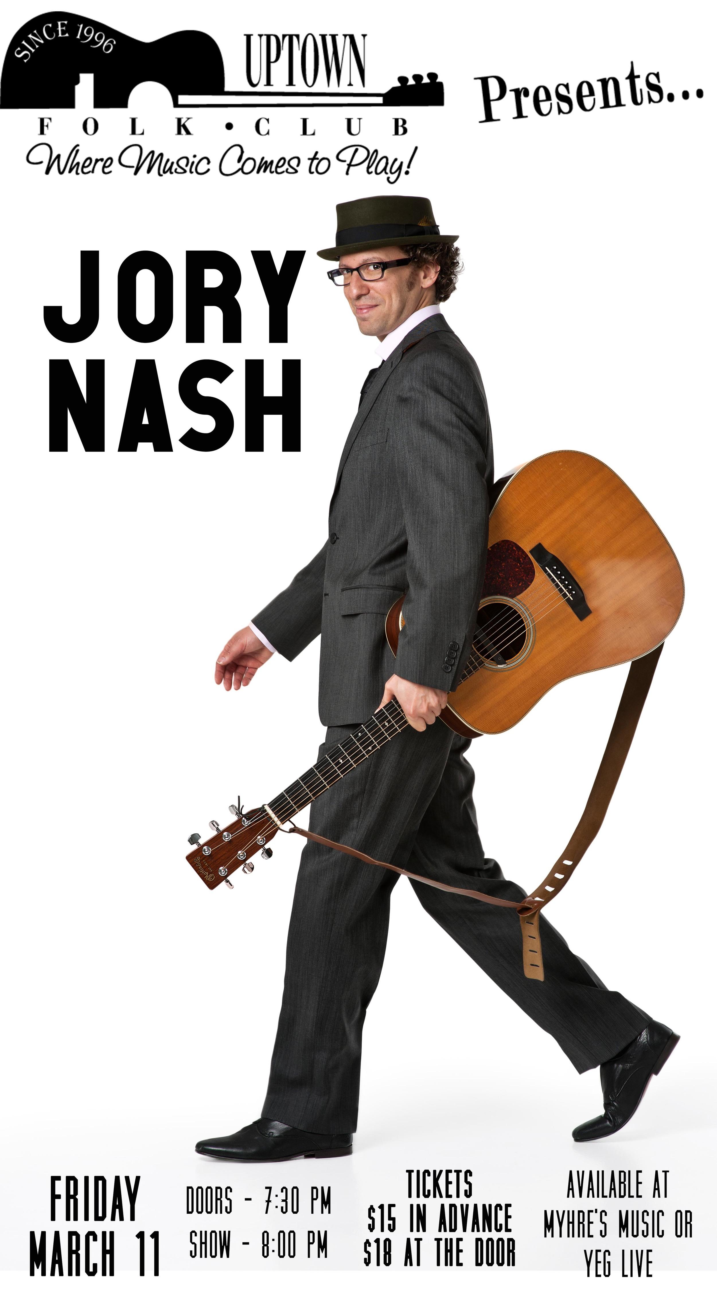 Jory Nash