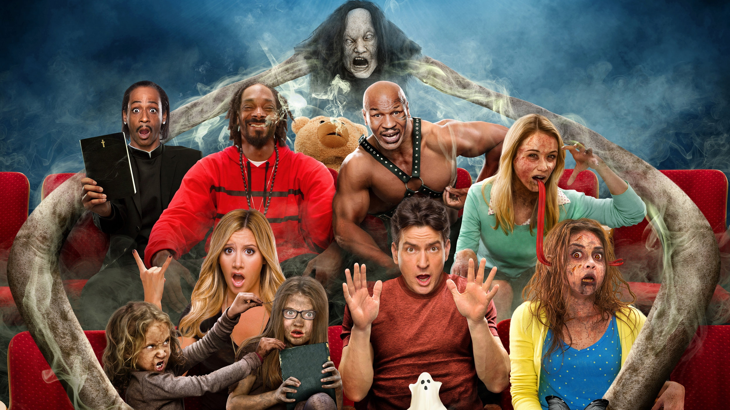 Scary Movie V - The Poster