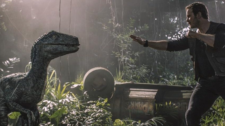 Jurassic Park: Fallen Kingdom