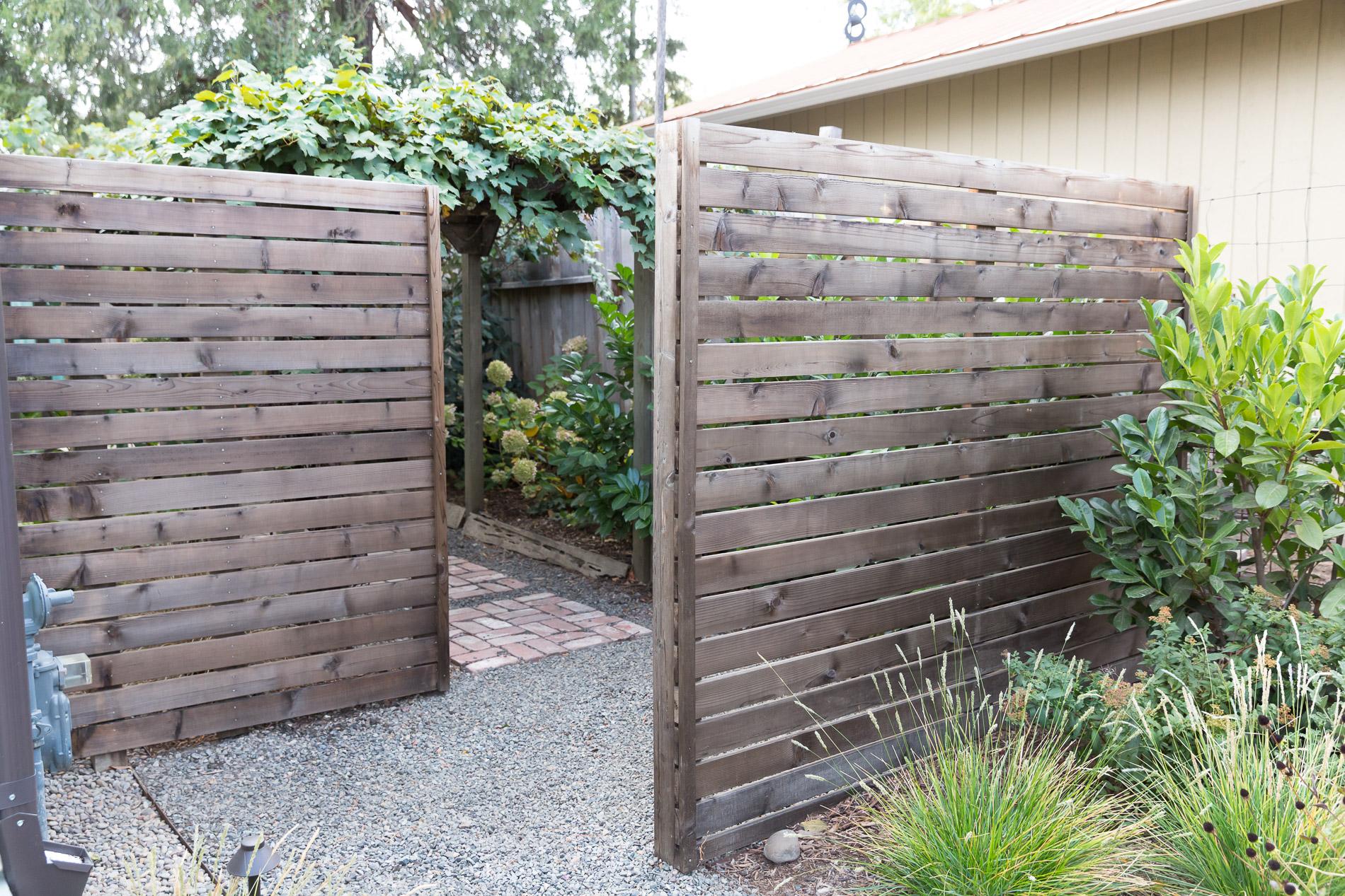 Cedar Privacy Fencing
