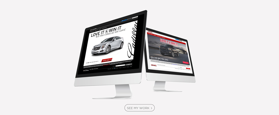 GM cars website