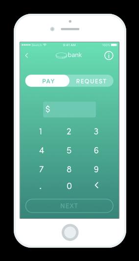 Banking App Redesign - Paying