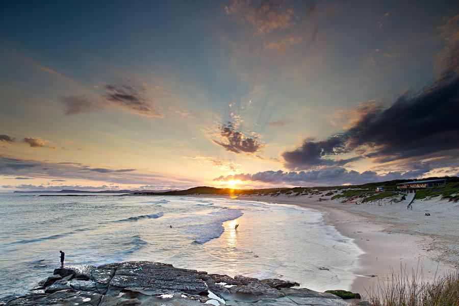 Soldiers Beach Sunset Web.jpg