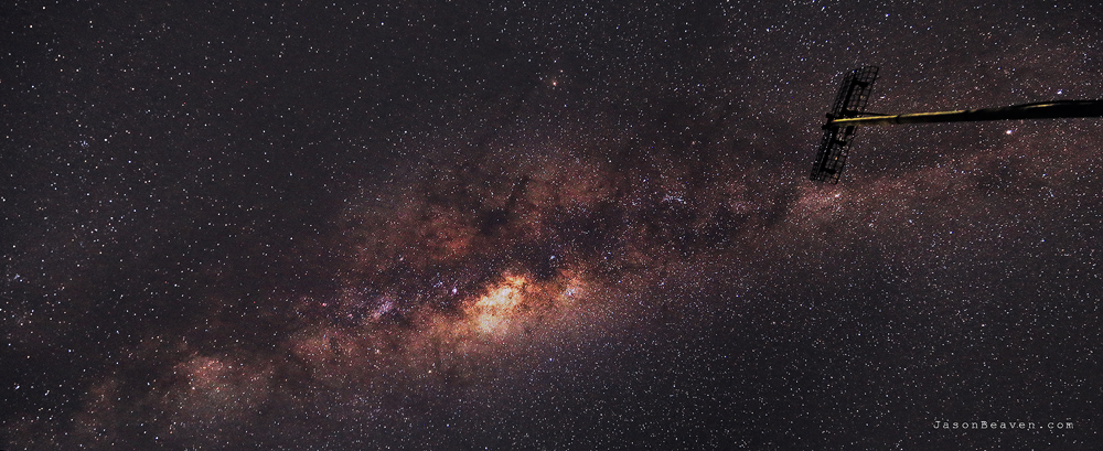Tune In Milky Way
