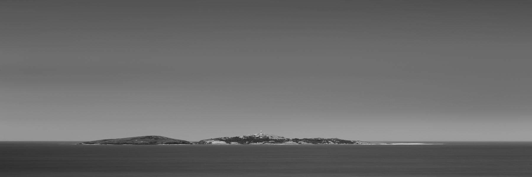 Montague Island - ISO 50, Aperture f/11 , Shutter 6mins