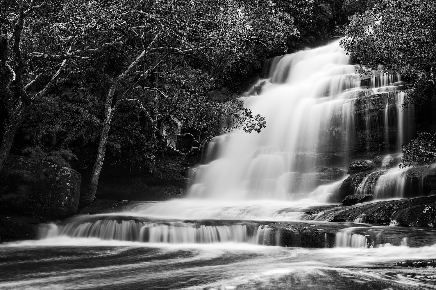 Somersby Falls