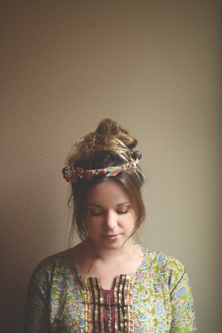 nature flower crown diy by roots and feathers.jpg