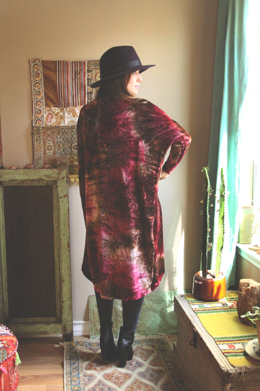 mamie ruth velvet kimono outfit on roots and feathers.png