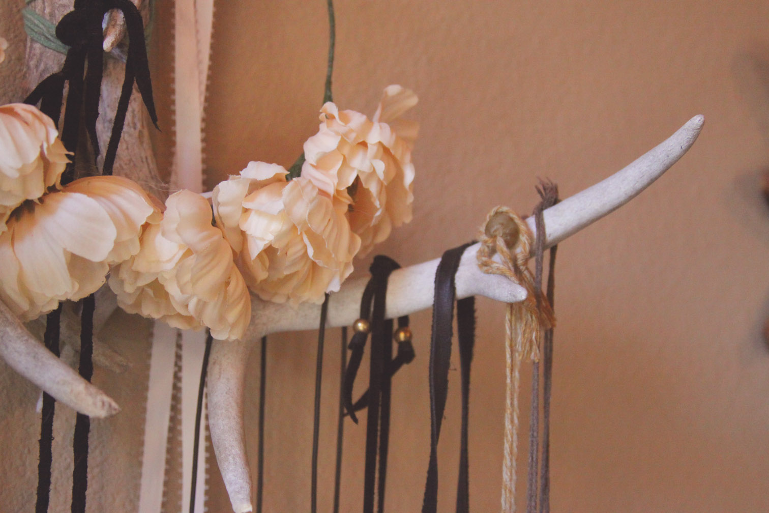 Laura of Roots and Feathers Boho Bedroom