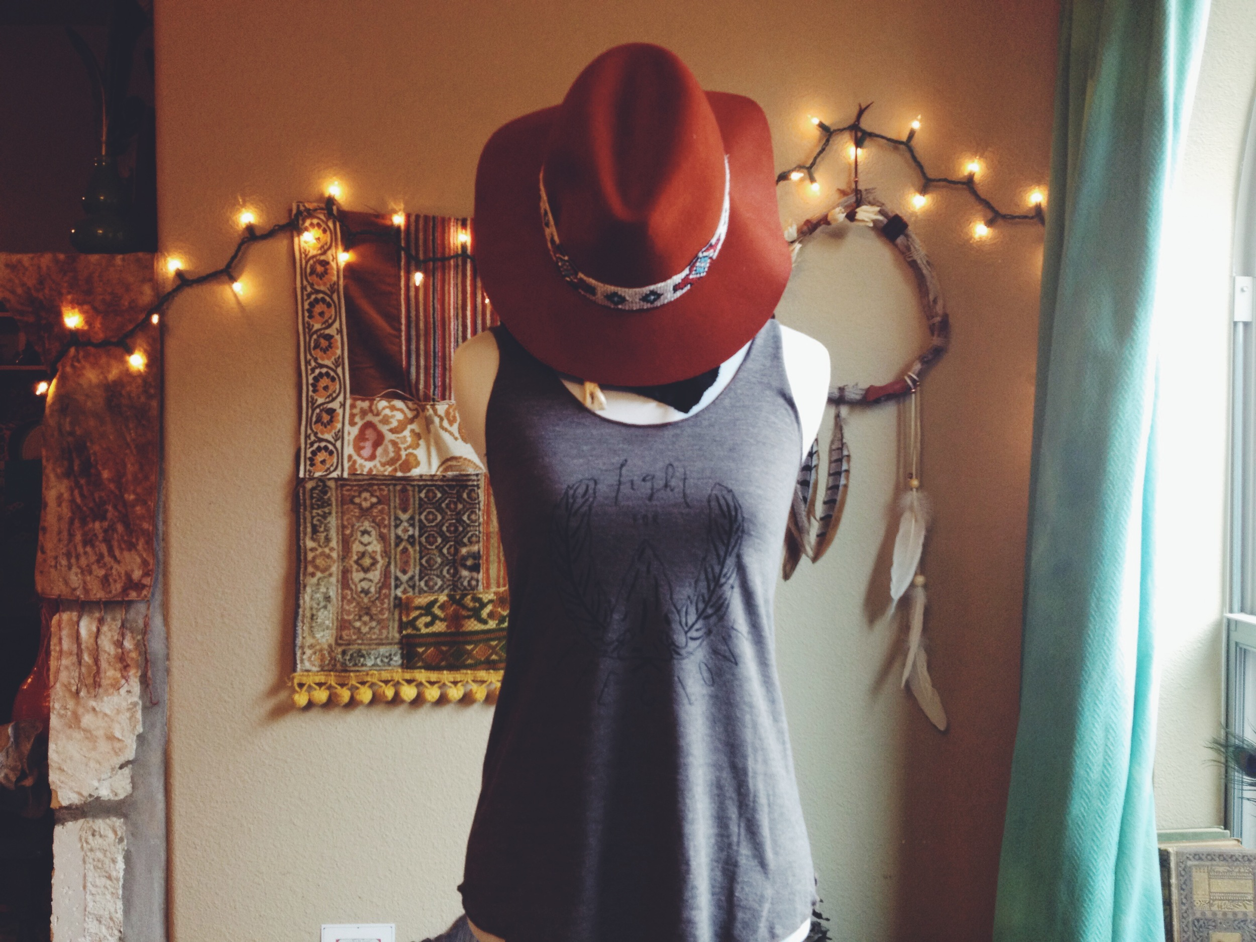 Skyline Fever's newest addition. so in love with this top... (www.skylinefever.etsy.com)