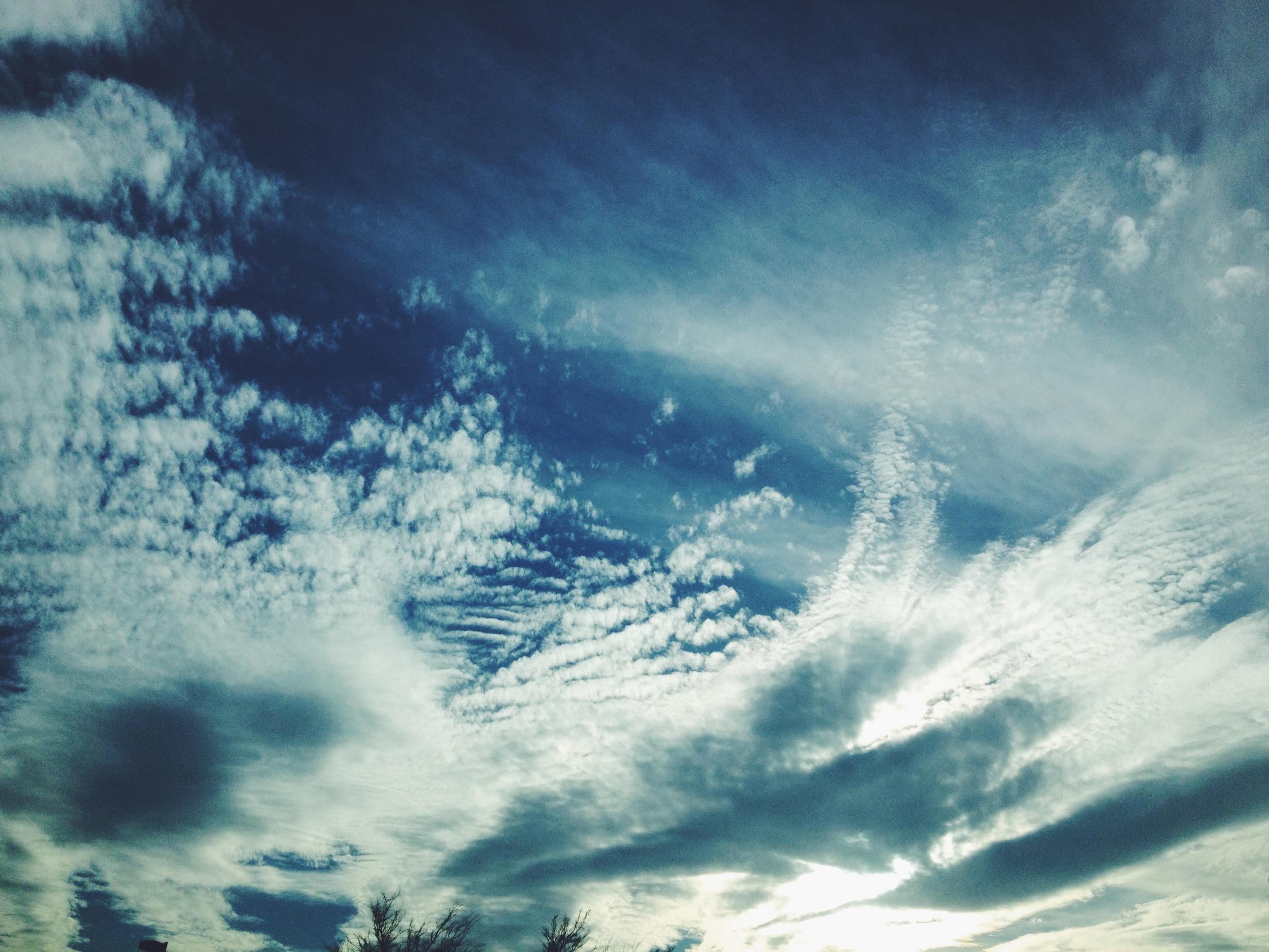 Another beautiful Texas Sky...