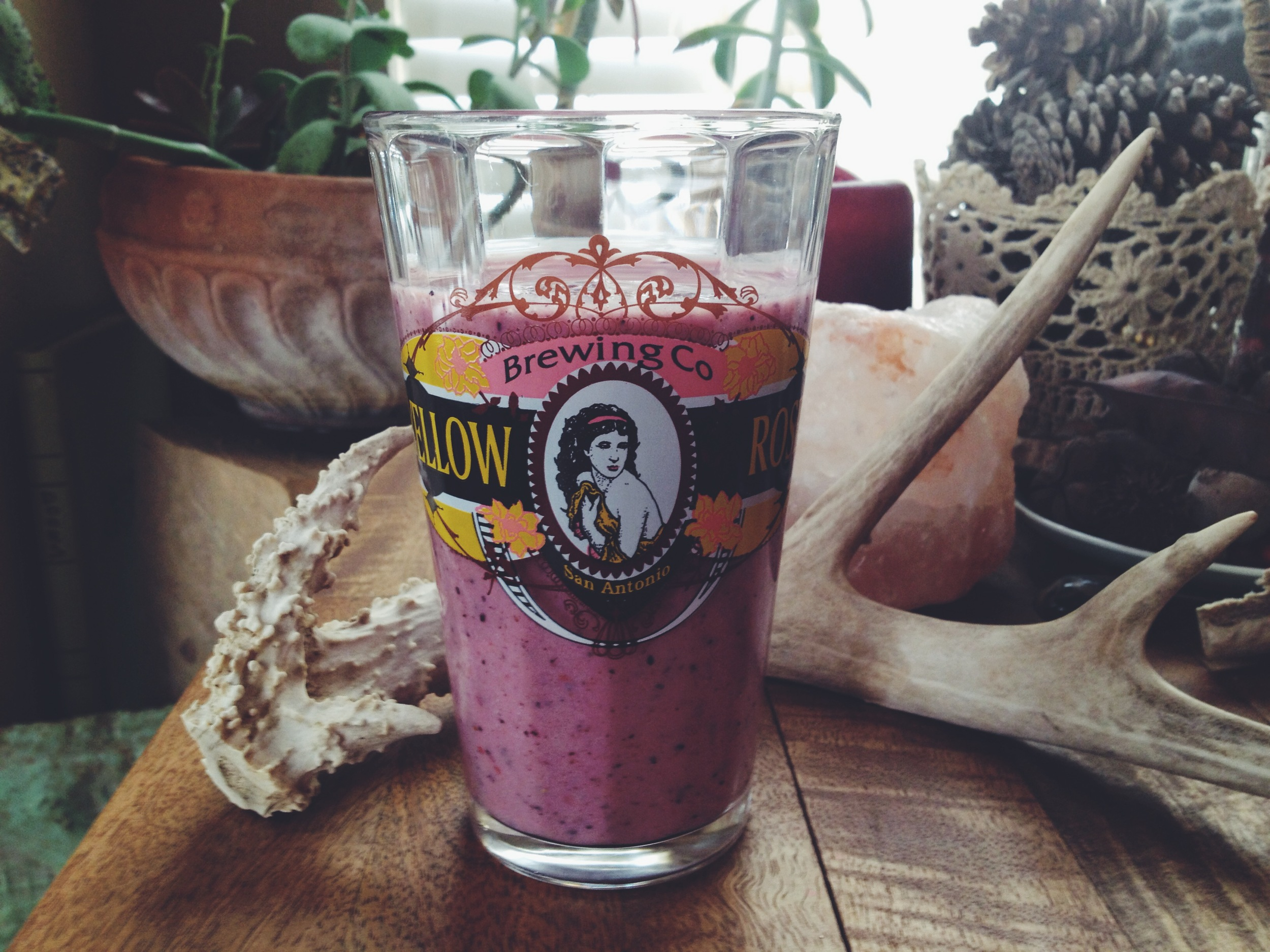 Shake via Roots & Feathers