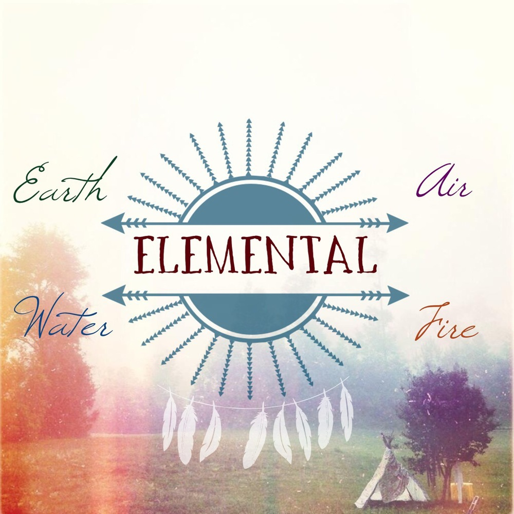 elemental - earth air fire water - five week e-course to dance in the elements