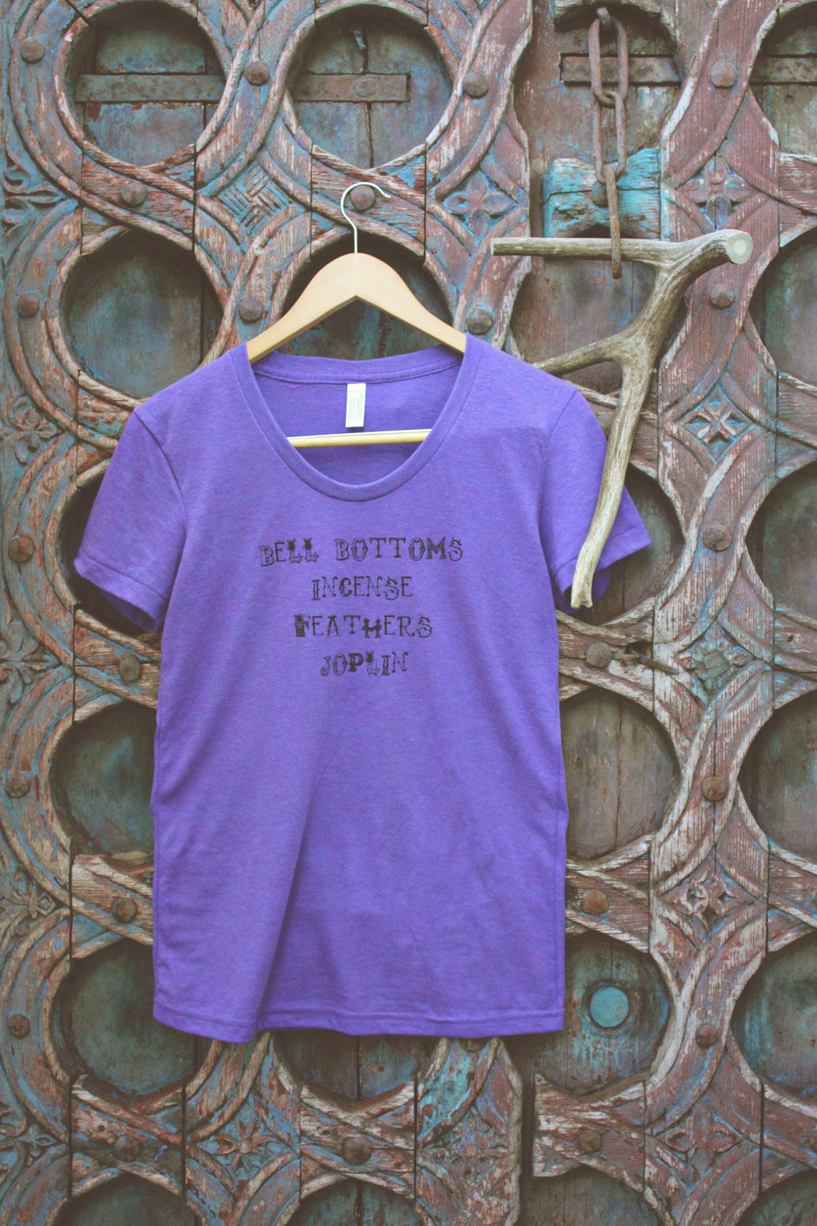The Janis Tee by Skyline Fever