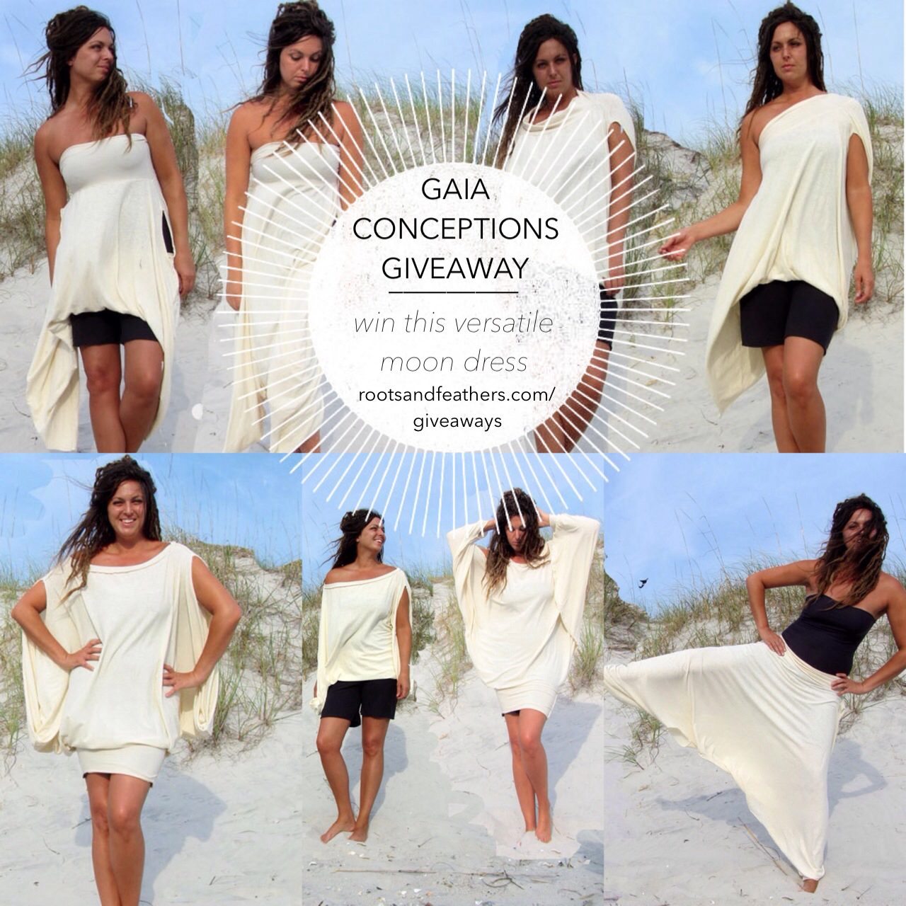 Gaia Conceptions Moon Dress Giveaway