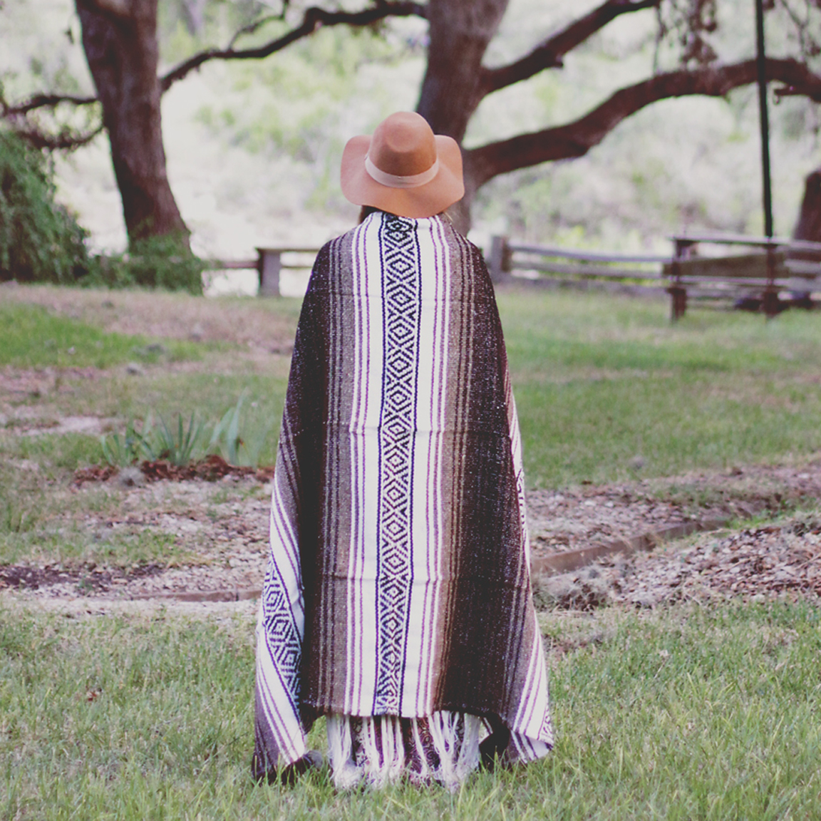 Gypsy Soul Collective Blanket
