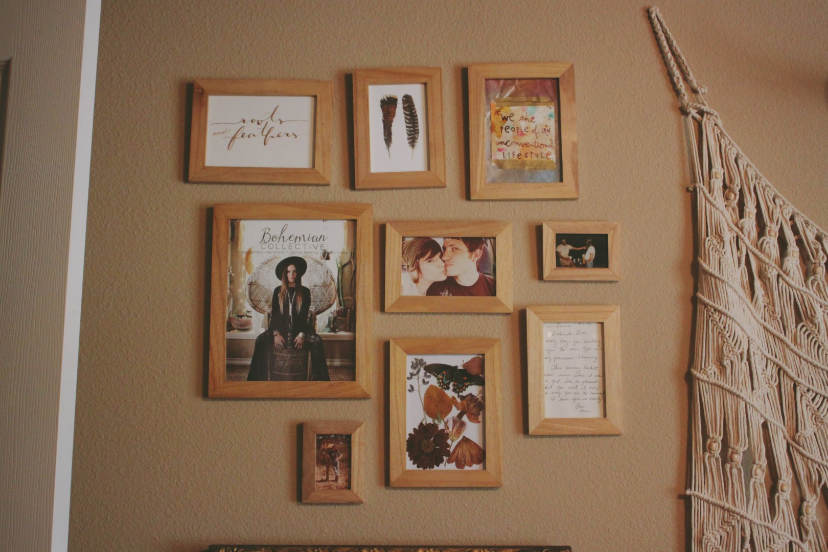Studio Makeover via rootsandfeathers.com