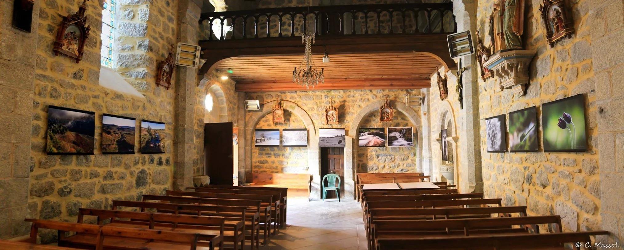 Eglise Marchastel (Expo)