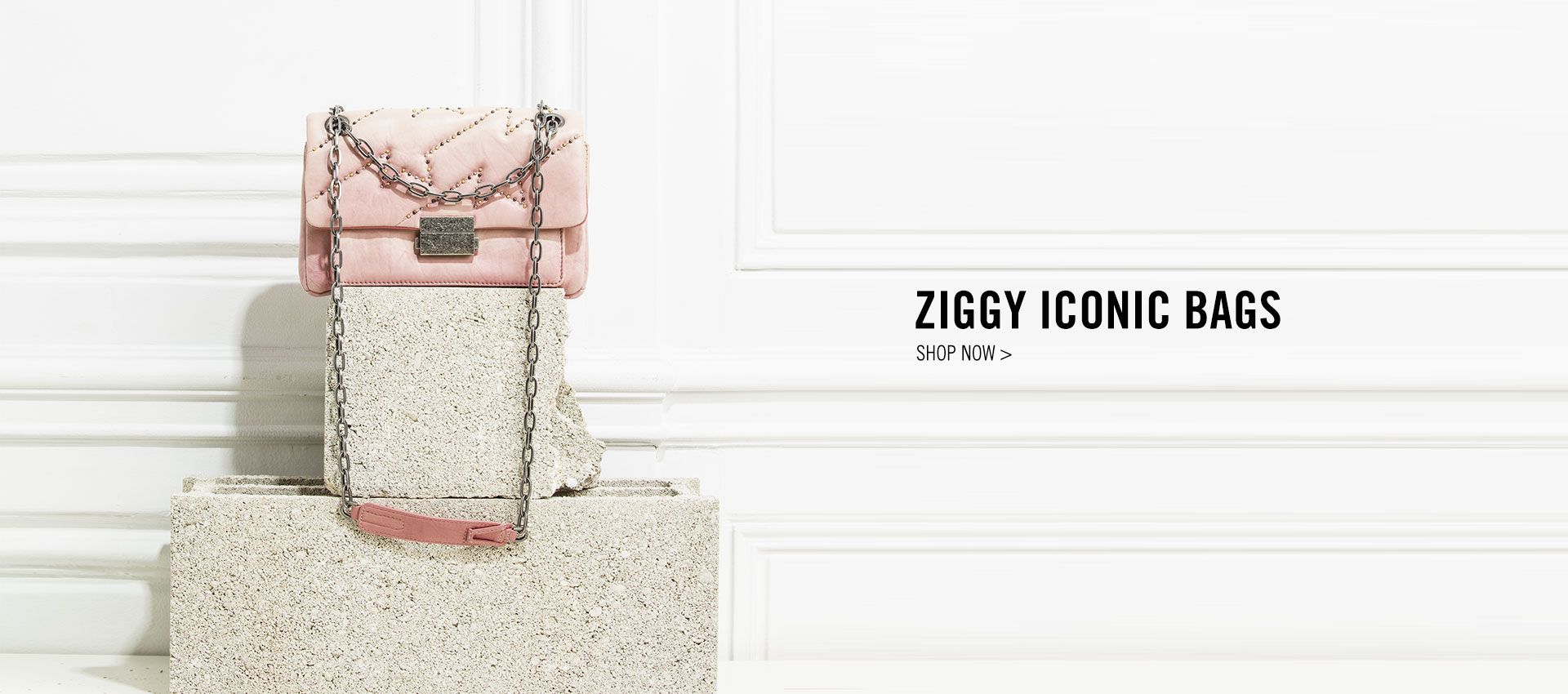 ZIGGY the new Iconic bag by Zadig&Voltaire in 7 different colours that you will love! - ZIGGY bags will add a chic and elegant style at your sylish look