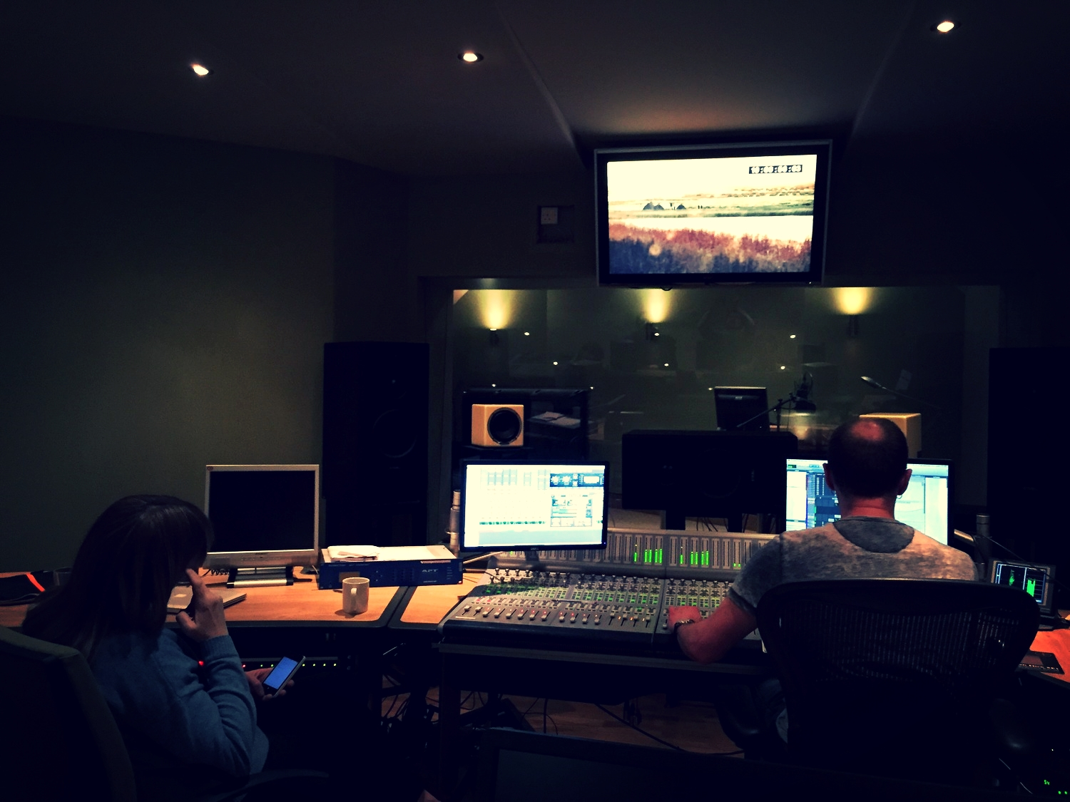 Mixing 'First Britons'