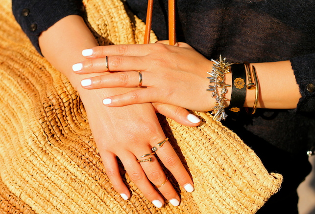 Anarchy Street, Melinda Maria, Baublebar and Brandy Pham rings, Stella and Dot, Anarchy Street bracelets