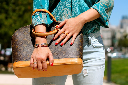 Vita Fede bracelets, Cartier, Vita Fede, and Brandy Pham rings