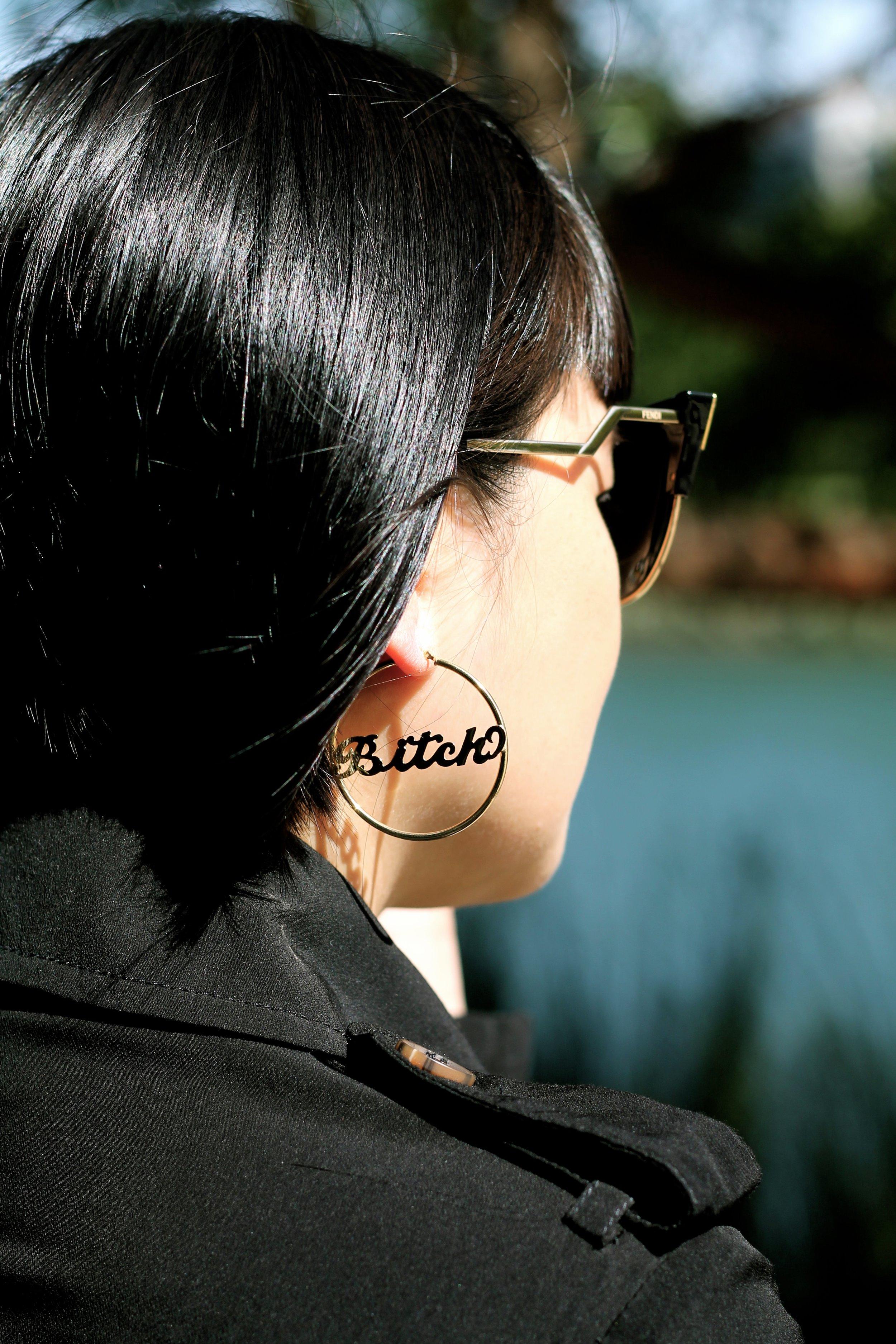 The M Jewelers earrings