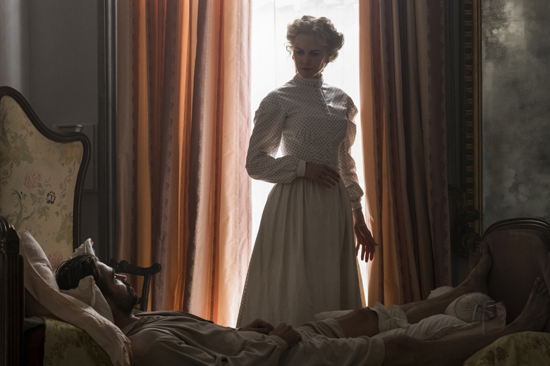 "Nicole Kidman and Colin Farrell in ""The Beguiled"" (2017)"
