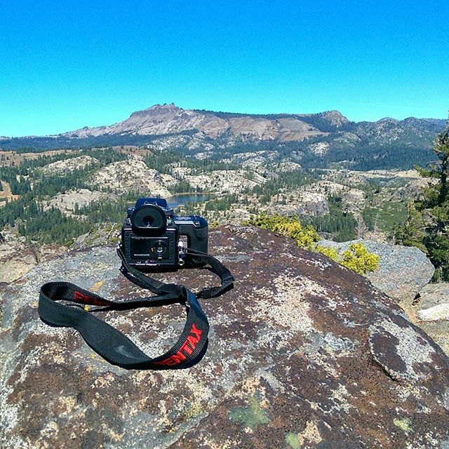 Great day for some #mediumformat shooting  #hiking #filmisnotdead #film #igdaily #instagood #instadaily #VSCOgood #vsco