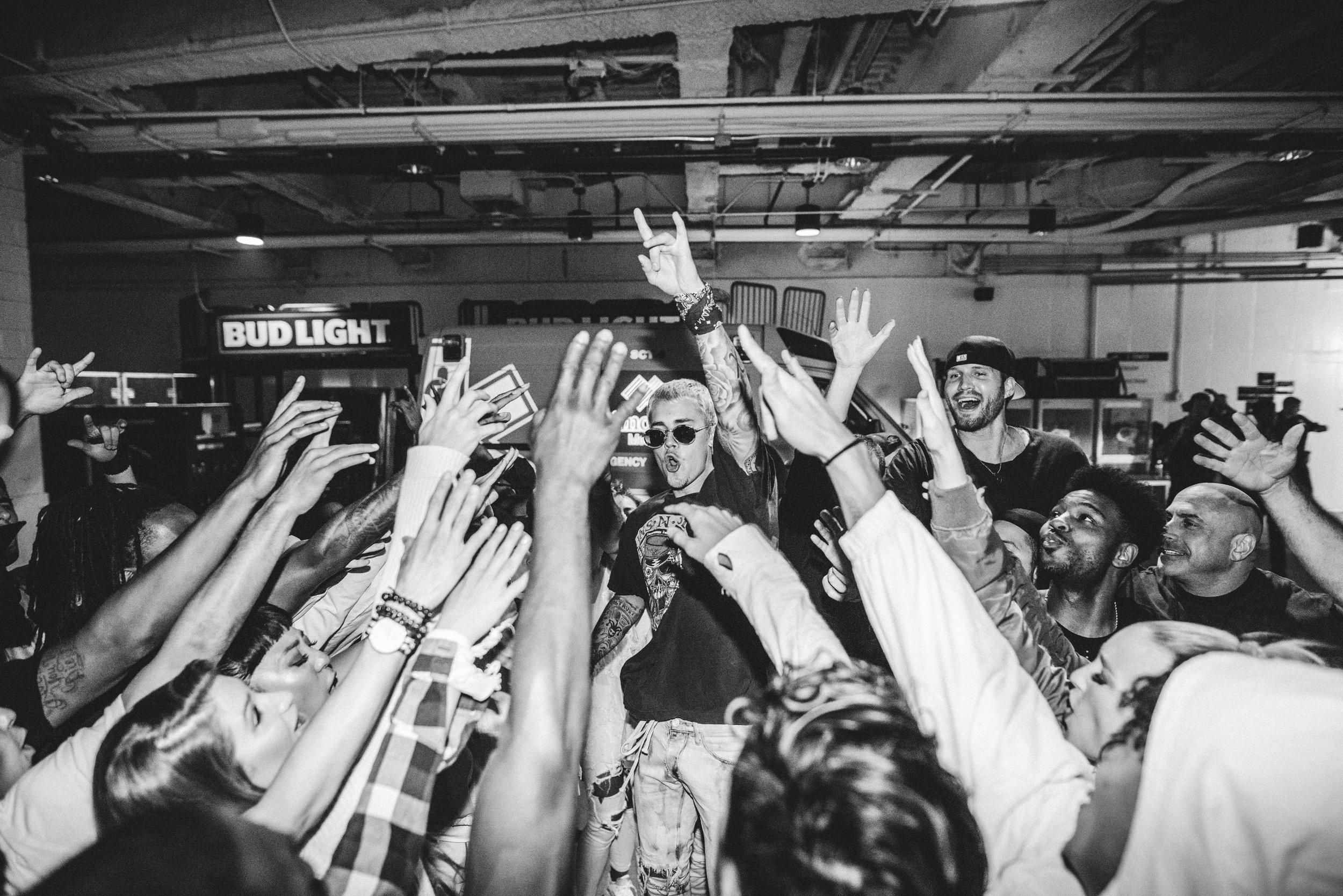 Justin Bieber - Madison Square Garden / The 2016 Purpose Tour 2016