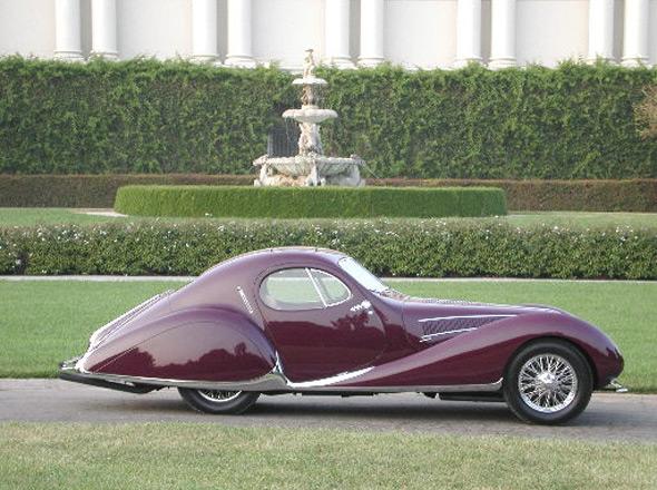 1937 Talbot Lago Tear Drop