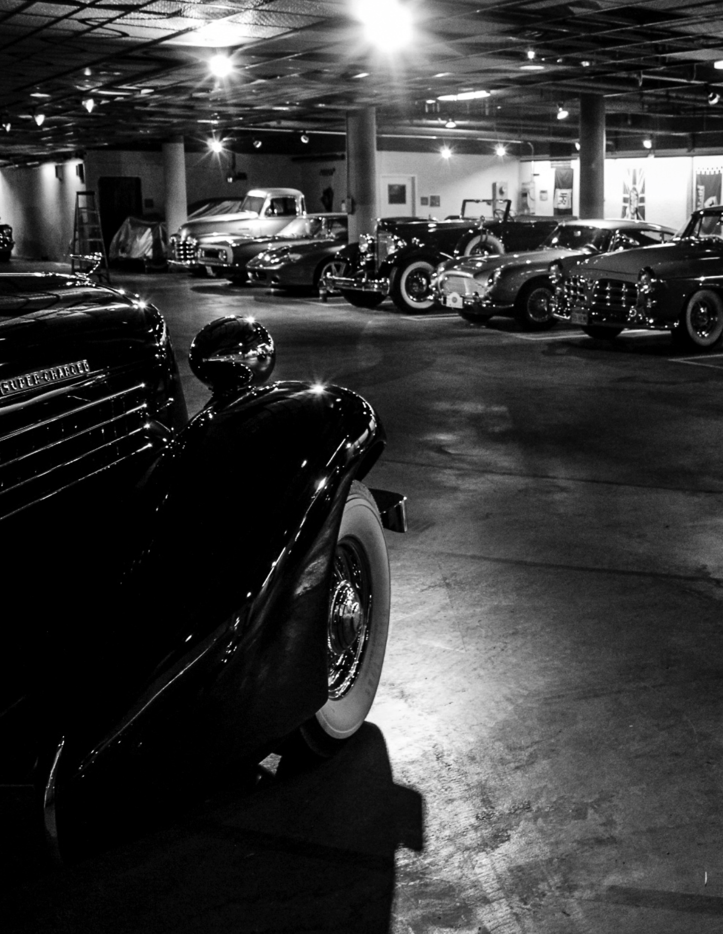 """Welcome to the SafeHaüsClassic & Exotic Automobile Storage - Our discreet state of the art facility is conveniently located in the heart of West Los Angeles. We provide a private climate-controlled gated facility with 24-hour security guards & motion activated video surveillance. Concierge Services offered: Battery tenders, car covers, wash & detail on site, transportation, car show prep, pick-up & delivery as well as sales & leasing. Customers also have access to the """"SafeRoom"""", a lounge with all the amenities to work, relax, or entertain.Webb Farrer has been in the Automotive industry for more than 37 years showing, restoring, cleaning, storing and selling Classic and Luxury Vehicles."""