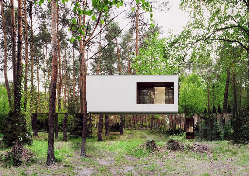 Izabelin House, Studio Reform