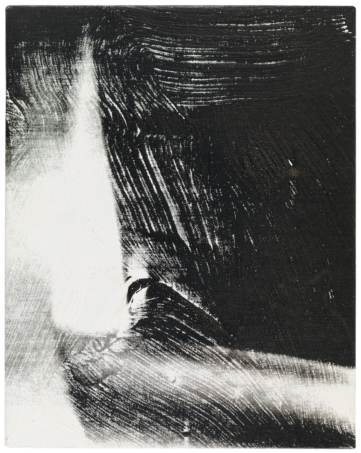 Andy Warhol, Untitled (Shadows), 1978. Private collection. Image courtesy of Gagosian Gallery