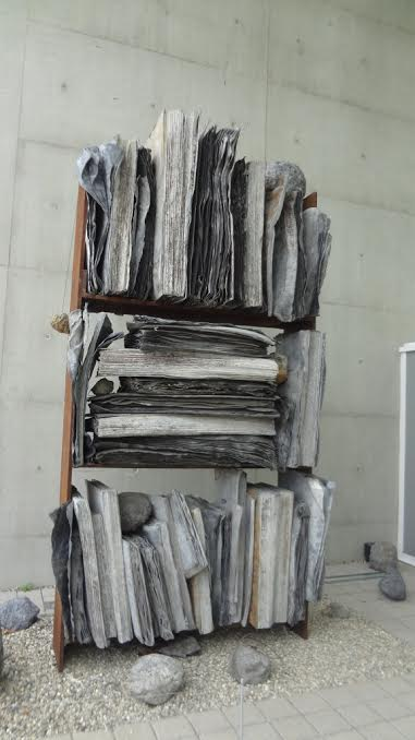 Anselm Kiefer, Nigredo (détail), 1998 – Plomb, acier, fil métallique, huile, sel, plâtre, résine, acrylique et pastel 320 x 160 x 100 cm © Anselm Kiefer – Photo © Ben Westoby – Courtesy White Cube