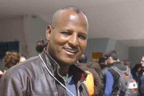 Mohad Gasmi (ici au FSM 2015 à Tunis).Photo Olivier Tétard