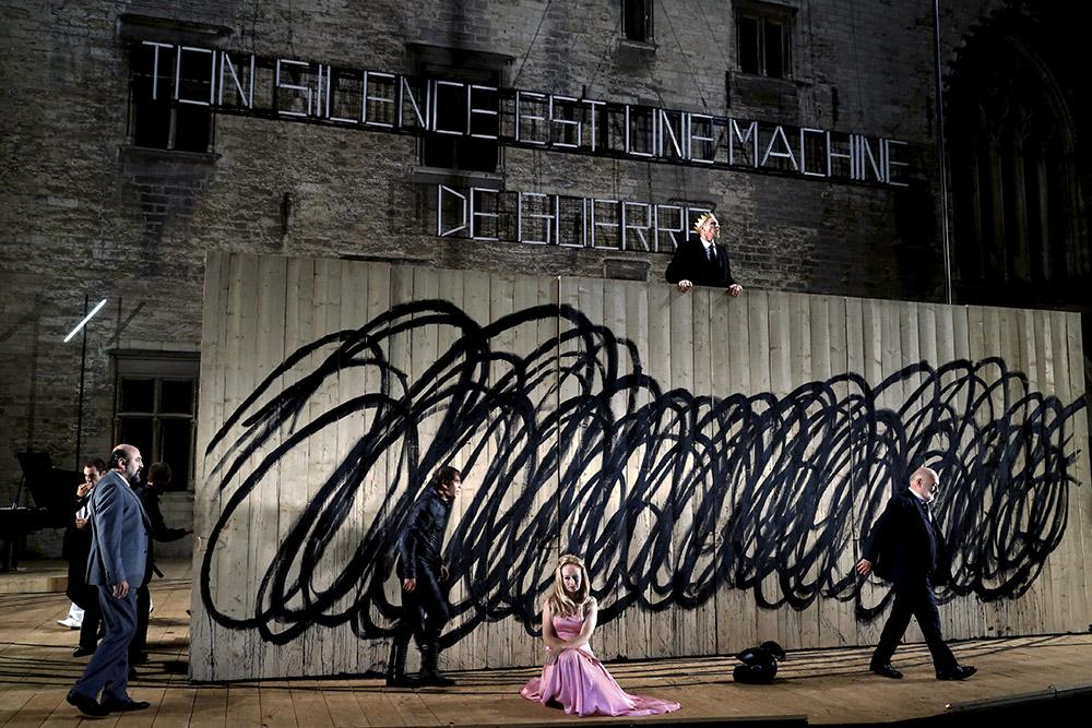 Le roi Lear (Olivier Py, Avignon, 2015)