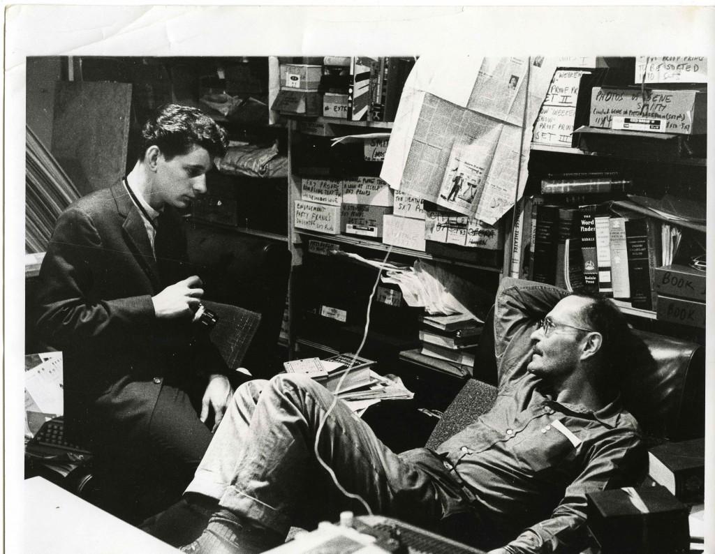Larry Clark et W. Eugene Smith, 1962