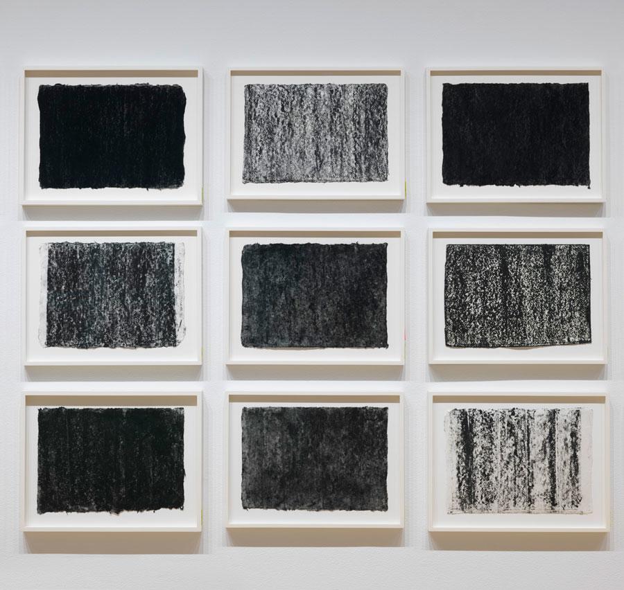 Richard Serra  Ramble Drawings