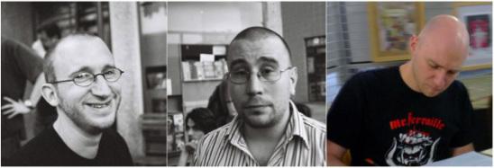 Les trois auteurs :  Léo Henry, Jacques Mucchielli  &  Stéphane Perger