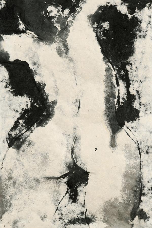 Sophie Sainrapt, Oeuvre sur papier © Patrick Bouvier