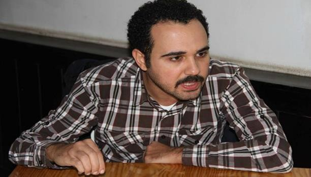 Ahmed Naji et son livre
