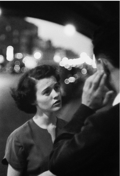 Sourds-muets , New York, 1950 © Louis Faurer Estate
